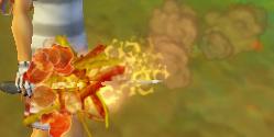 Campfire Flair shard