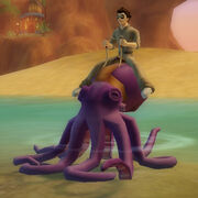 Octopus mount