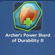 Archers power dura ii