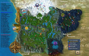 Free-realms-dungeons-map