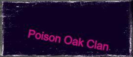 Poison Oak Clan Flag