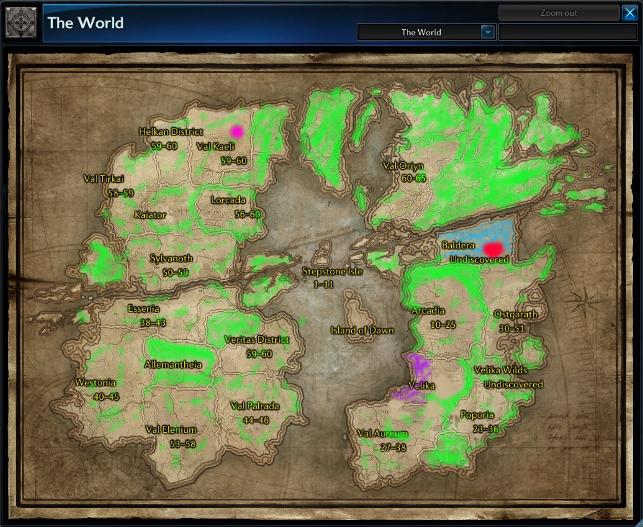 New Territory Maps | Free Realms Warrior Cats Wiki | FANDOM