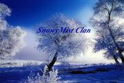 SnowyMist Clan Flag