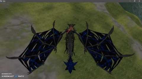 Moonpelt Dragon mod