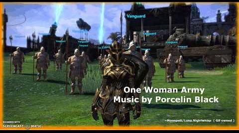 Moonpelt gif in One Woman Army song