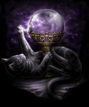 Black cat magic by sheblackdragon-d5x6peh