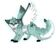 Winged cat adopt auction 2 by o ravenfrost o-d3kkt0f