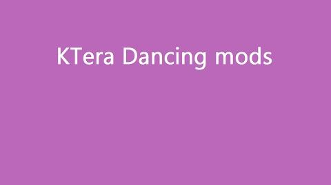 Moon KTera dancing mod
