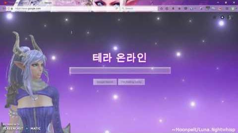 Luna.Nightwhisp google theme