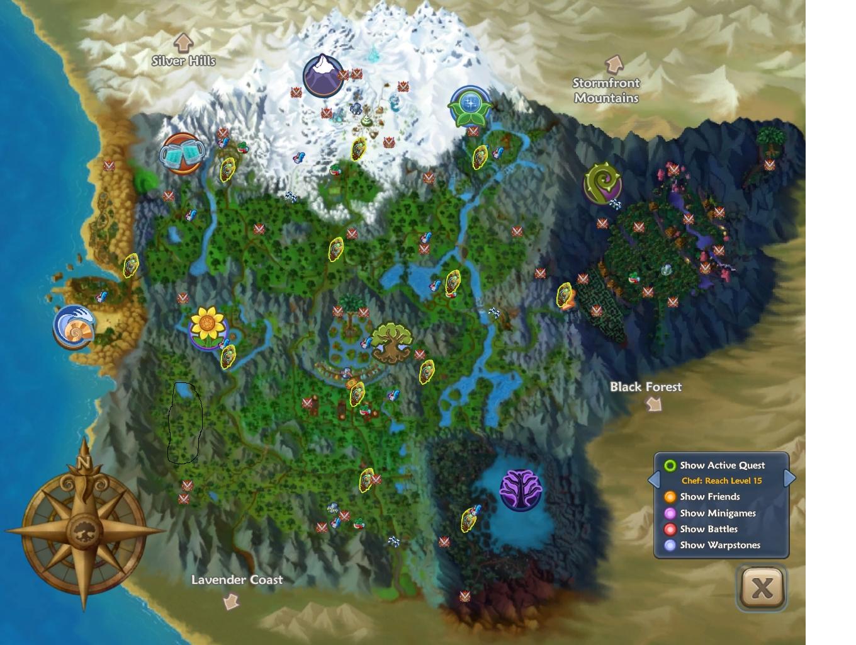 DarkBlaze Clan MTFH Clans Free Realms
