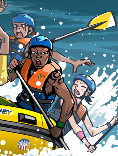Summer rafting 3