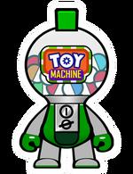 Vending machine toy