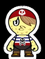Pirate diodon