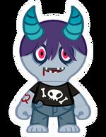 Zombie devil