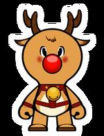 Snowman Super Rudolph