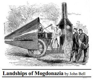Landships of Mogdonazia