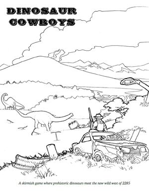 DinosaurCowboyCover