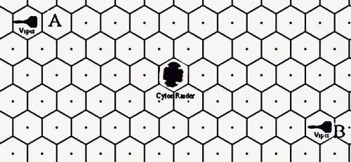 BattleStar Galactica mass combat game Rules image 2