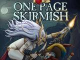 One Page Skirmish
