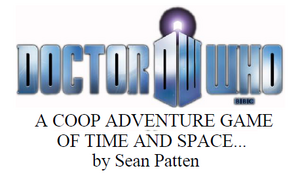 Dr Who COOP Adventure game