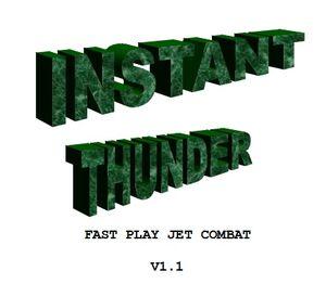 Instant Thunder Logo