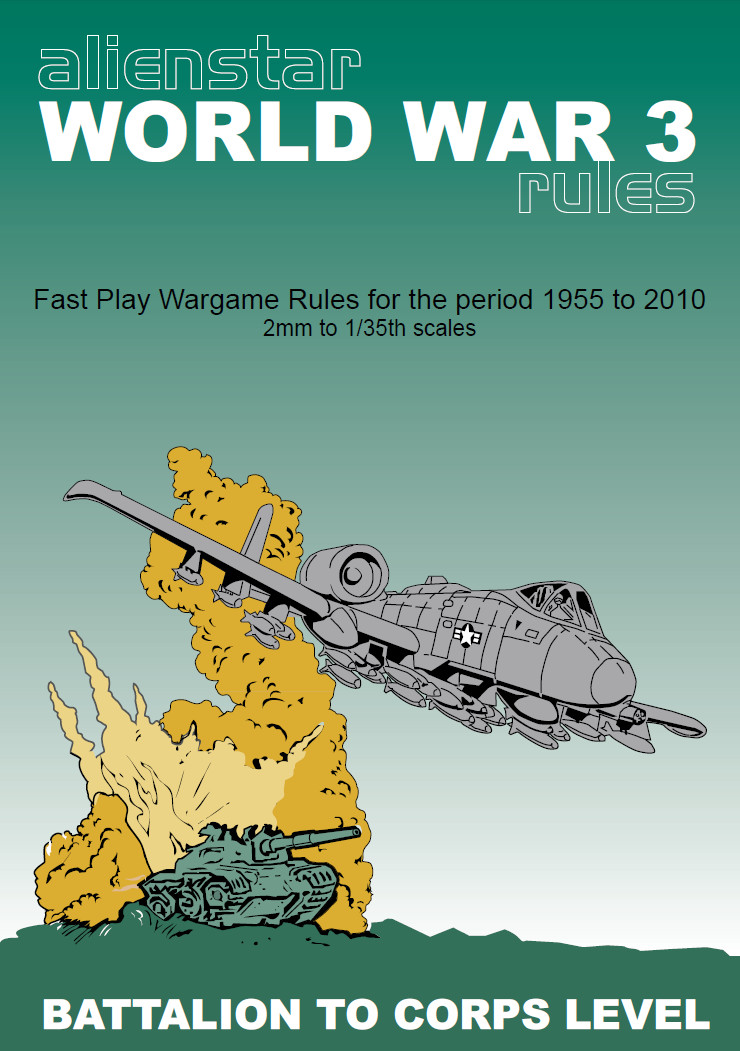 Alienstar - World War 3 | Freewargamesrules Wiki | FANDOM