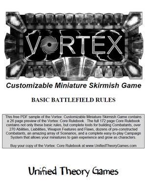 Vortex Basic Battlefield rules