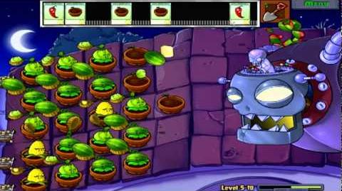 Plants Vs. Zombies Part 18 Who's The BOSS!?