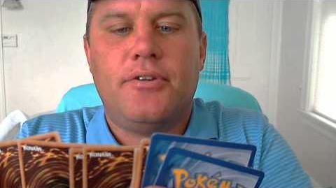 EATS POKEMON AND YU-GI-OH CARDS