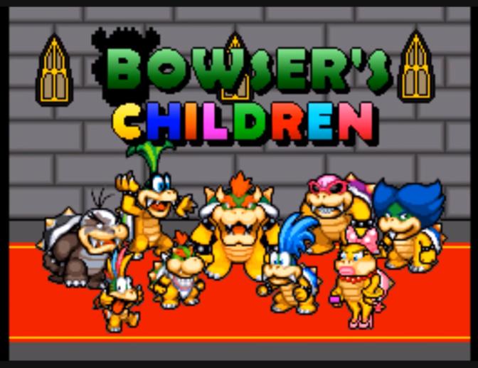 Child Bowser Kit