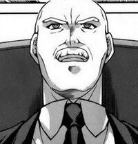 Christopher manga