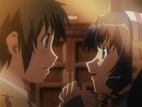 Rana meets Kazuya