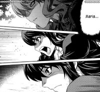 Comparing maria to kazuha