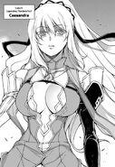 Pandora legendaria numero uno Cassandra