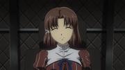 Chiffon en el anime