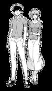 Ryuuichi and Orie render (1)