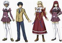 Freezing-characters