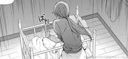 Orie sofocando a Kazuya