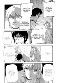 Kazuya yells at Gengo