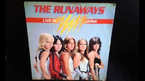 The Runaways - Live in Japan (full album)