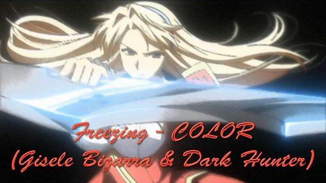 Freezing - COLOR (Gisele Bizarra & Dark Hunter)