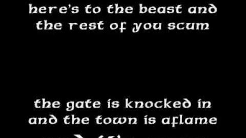 The viking song lyrics