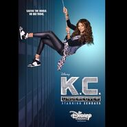 KC Undercover Poster