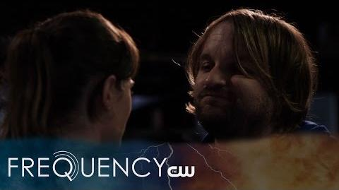 Frequency Bleed Over Scene The CW
