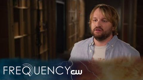 Frequency Lenny Jacobson Interview The CW