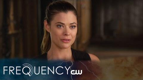 Frequency Peyton List Interview The CW