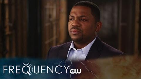 Frequency Mekhi Phifer Interview The CW