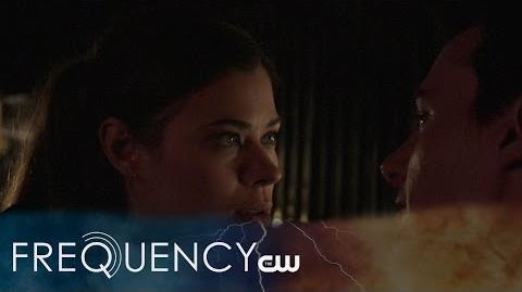 Frequency Inside Frequency Gray Line The CW