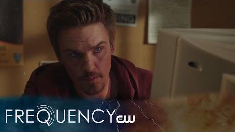 Frequency Break, Break, Break Scene The CW
