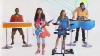 Nick Jr the fresh beat band promo 4